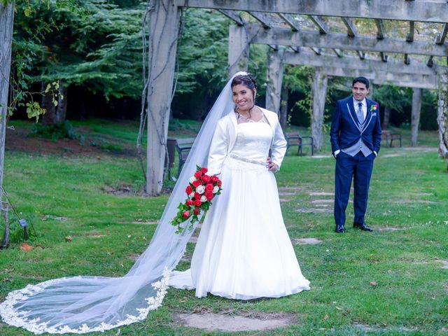 La boda de Juan Carlos y Irma en Montcada I Reixac, Barcelona 32