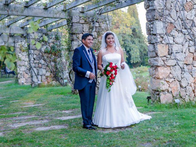 La boda de Juan Carlos y Irma en Montcada I Reixac, Barcelona 34