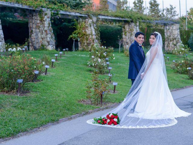 La boda de Juan Carlos y Irma en Montcada I Reixac, Barcelona 37