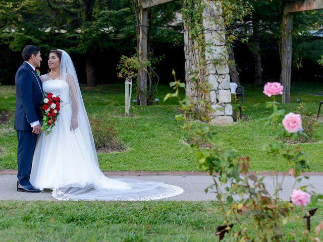 La boda de Juan Carlos y Irma en Montcada I Reixac, Barcelona 42