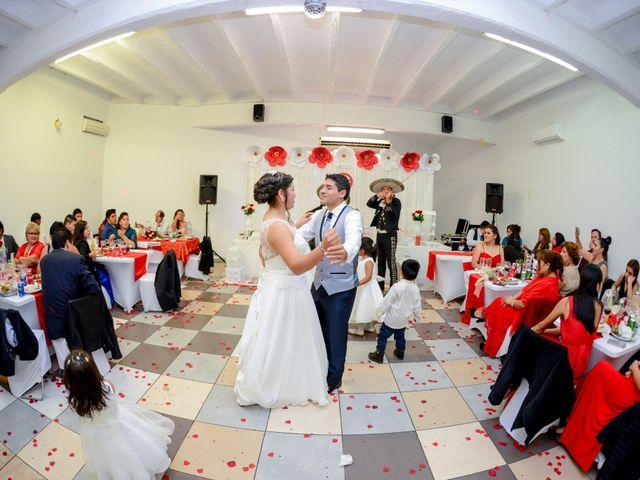 La boda de Juan Carlos y Irma en Montcada I Reixac, Barcelona 50