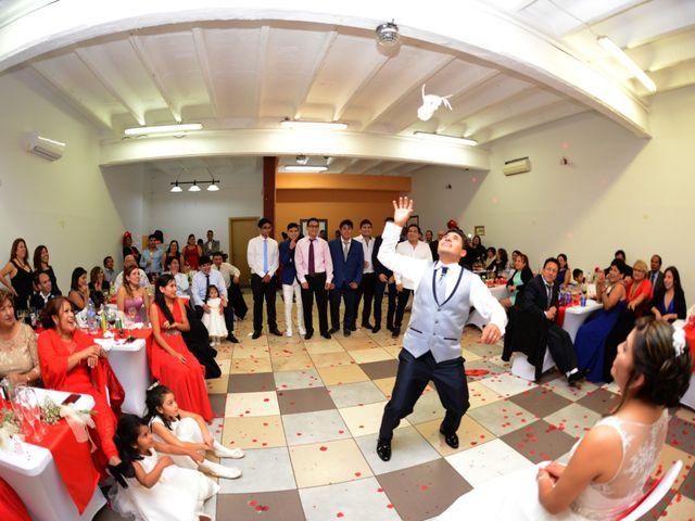 La boda de Juan Carlos y Irma en Montcada I Reixac, Barcelona 57