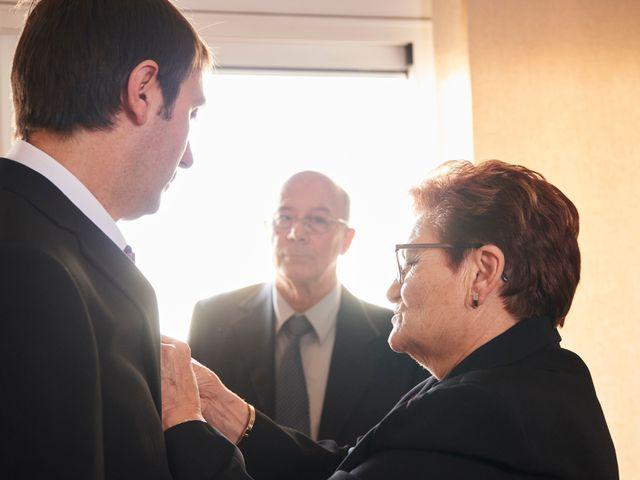 La boda de Daniel y Conxi en Sant Marti Sarroca, Barcelona 8