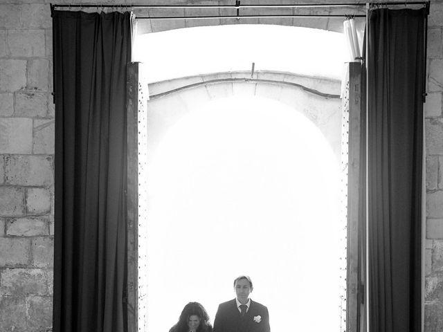 La boda de Daniel y Conxi en Sant Marti Sarroca, Barcelona 22