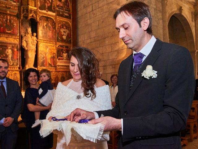 La boda de Daniel y Conxi en Sant Marti Sarroca, Barcelona 24