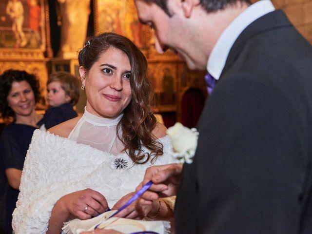 La boda de Daniel y Conxi en Sant Marti Sarroca, Barcelona 25