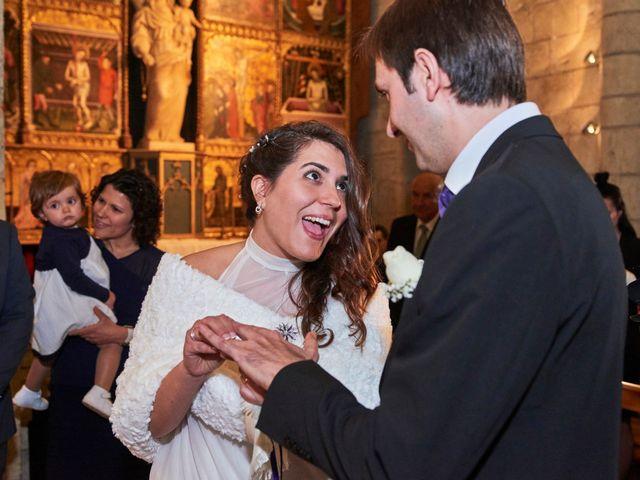 La boda de Daniel y Conxi en Sant Marti Sarroca, Barcelona 1