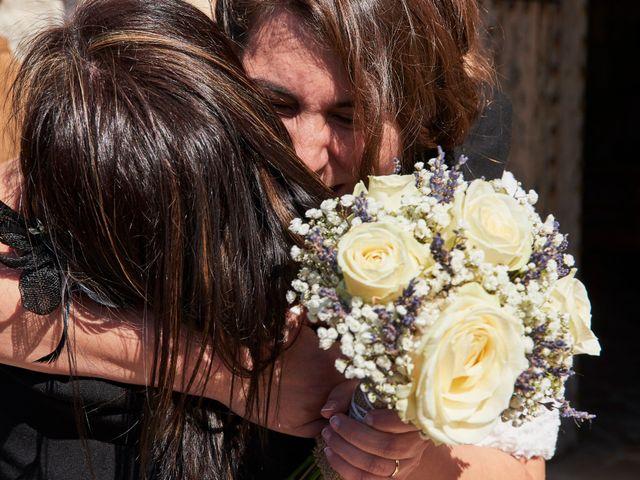 La boda de Daniel y Conxi en Sant Marti Sarroca, Barcelona 32