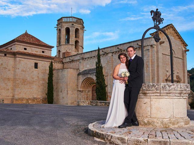 La boda de Daniel y Conxi en Sant Marti Sarroca, Barcelona 42