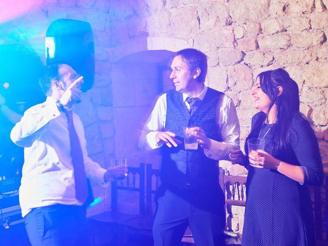 La boda de Daniel y Conxi en Sant Marti Sarroca, Barcelona 52