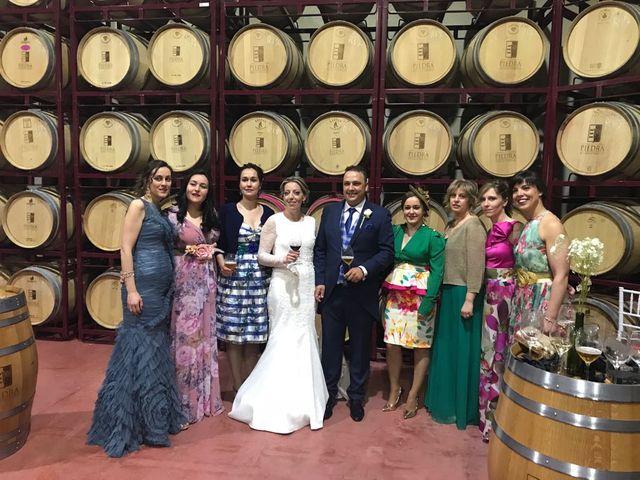 La boda de Víctor  y Azucena  en Villabuena Del Puente, Zamora 2