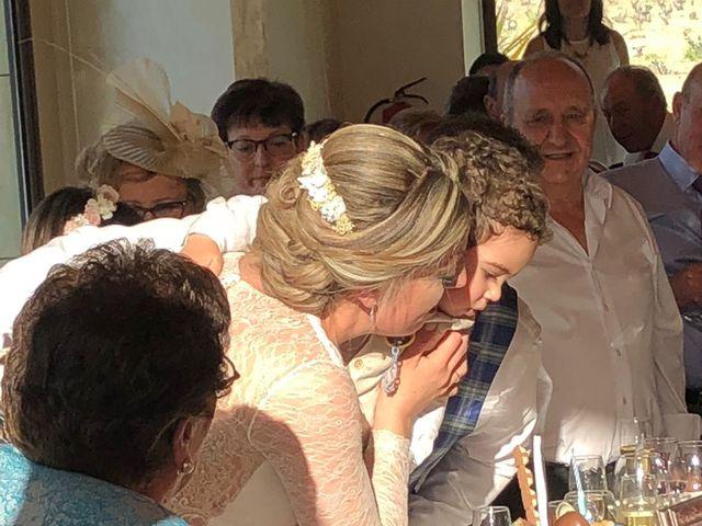 La boda de Víctor  y Azucena  en Villabuena Del Puente, Zamora 5