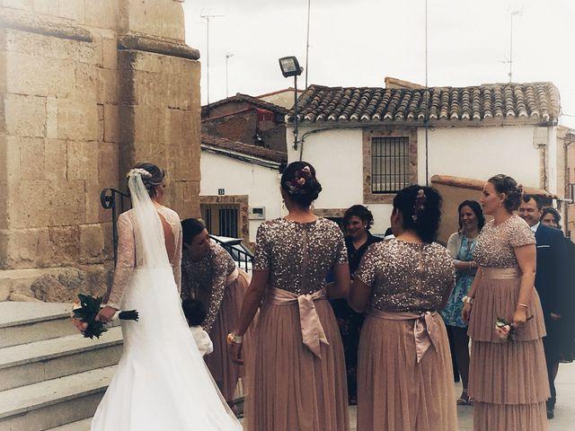 La boda de Víctor  y Azucena  en Villabuena Del Puente, Zamora 7