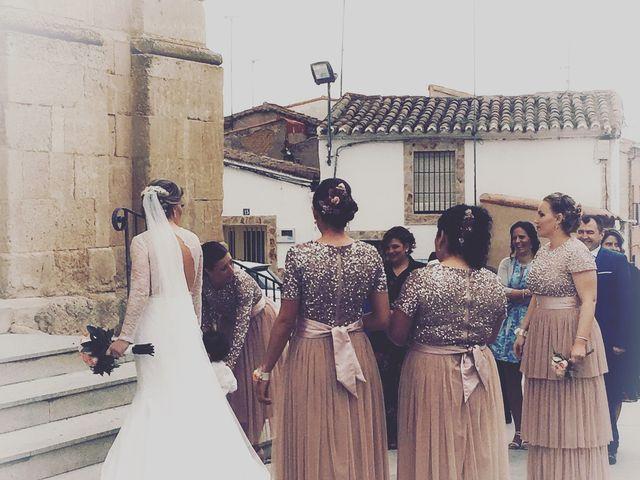 La boda de Víctor  y Azucena  en Villabuena Del Puente, Zamora 9