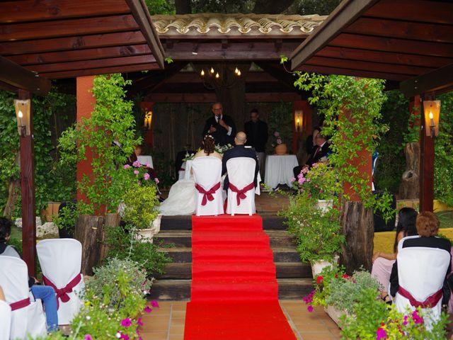 La boda de David y Naisi en Montornes Del Valles, Barcelona 10