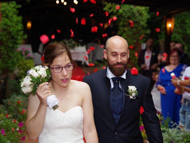 La boda de David y Naisi en Montornes Del Valles, Barcelona 15