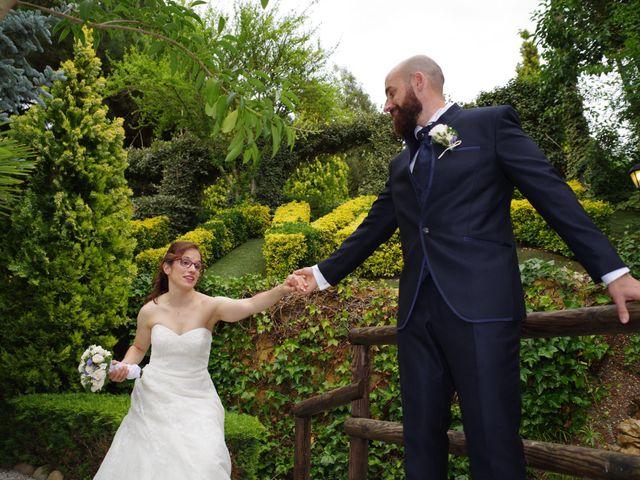 La boda de David y Naisi en Montornes Del Valles, Barcelona 16
