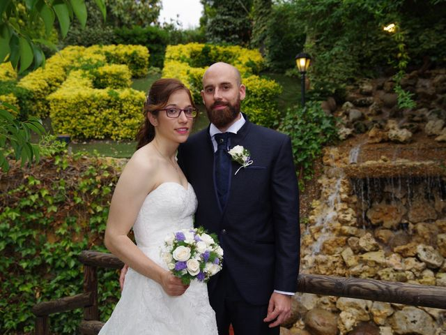 La boda de David y Naisi en Montornes Del Valles, Barcelona 17