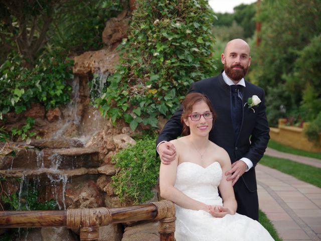 La boda de David y Naisi en Montornes Del Valles, Barcelona 18