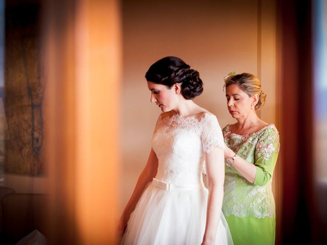 La boda de Eduardo y Claire en Segovia, Segovia 19