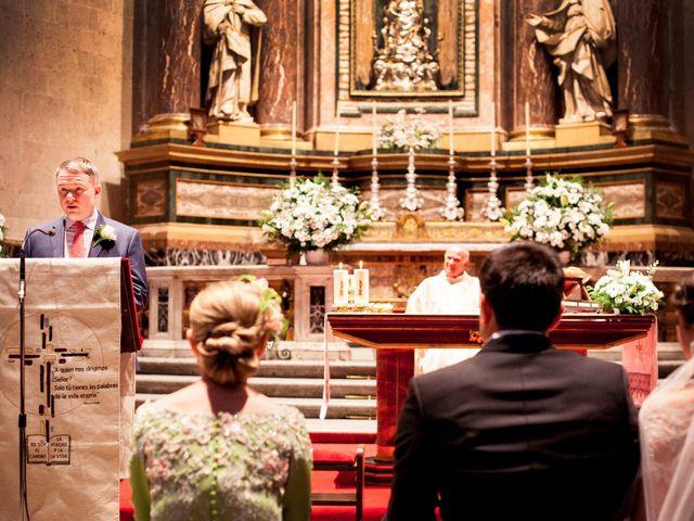 La boda de Eduardo y Claire en Segovia, Segovia 29