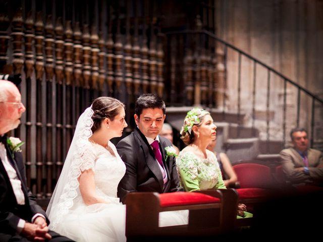 La boda de Eduardo y Claire en Segovia, Segovia 32