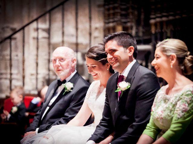 La boda de Eduardo y Claire en Segovia, Segovia 33