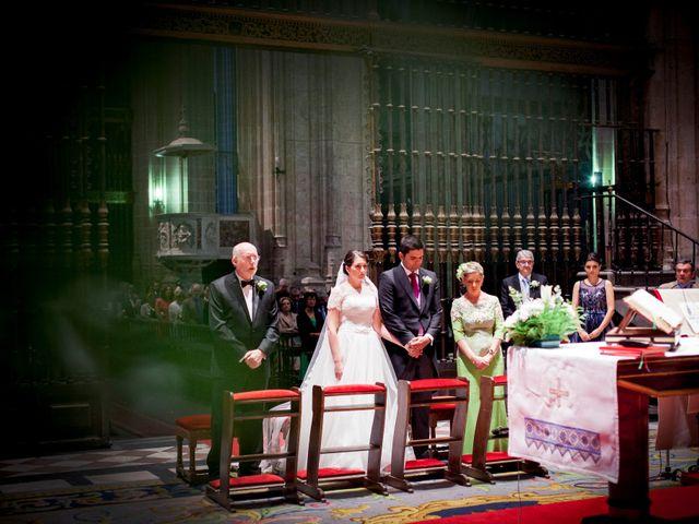 La boda de Eduardo y Claire en Segovia, Segovia 40