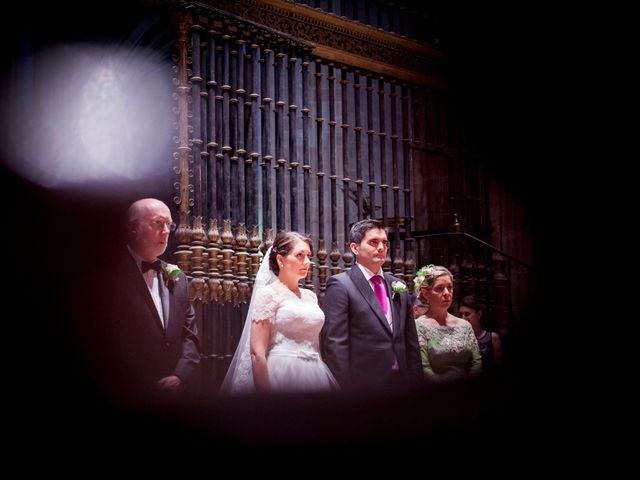 La boda de Eduardo y Claire en Segovia, Segovia 41