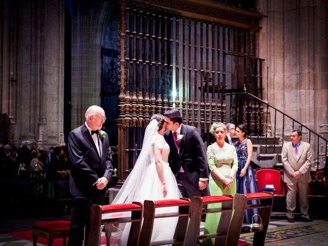 La boda de Eduardo y Claire en Segovia, Segovia 42