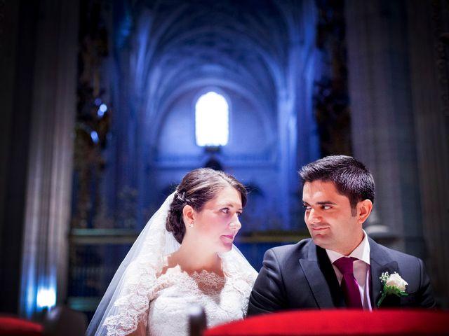 La boda de Eduardo y Claire en Segovia, Segovia 43