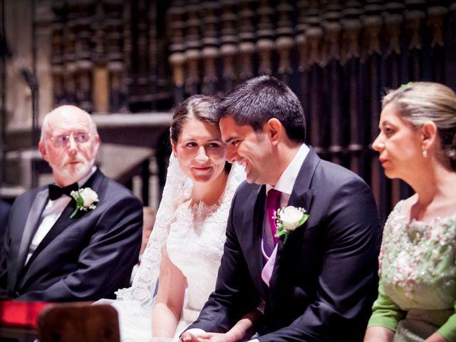 La boda de Eduardo y Claire en Segovia, Segovia 44