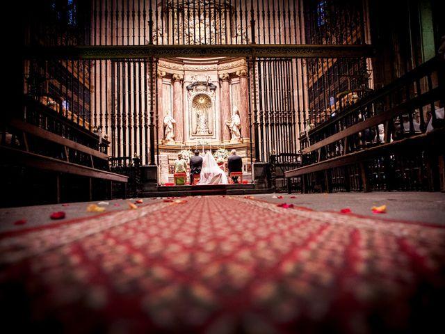 La boda de Eduardo y Claire en Segovia, Segovia 48