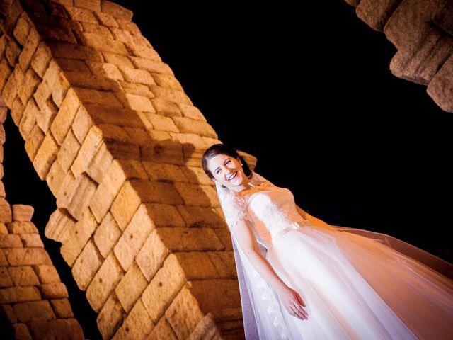 La boda de Eduardo y Claire en Segovia, Segovia 61