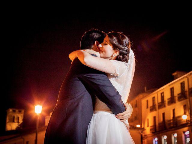 La boda de Eduardo y Claire en Segovia, Segovia 64