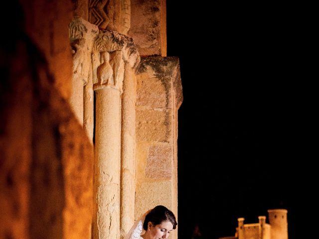 La boda de Eduardo y Claire en Segovia, Segovia 70