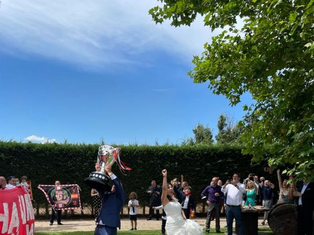 La boda de Ramón y Mayte en Móstoles, Madrid 8
