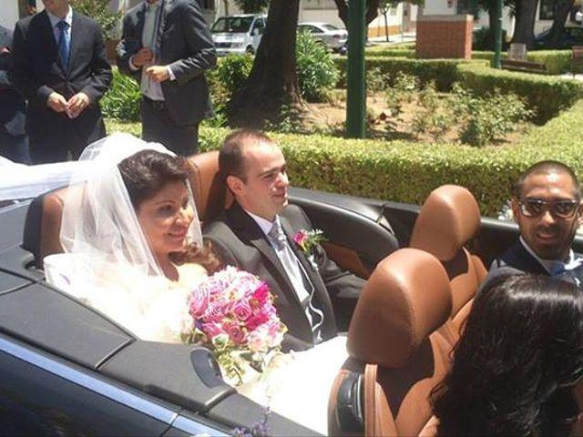 La boda de Karina y Rafael en Málaga, Málaga 1