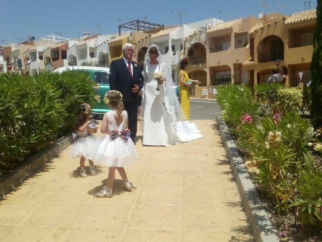 La boda de Pedro y Bea en Garrucha, Almería 5
