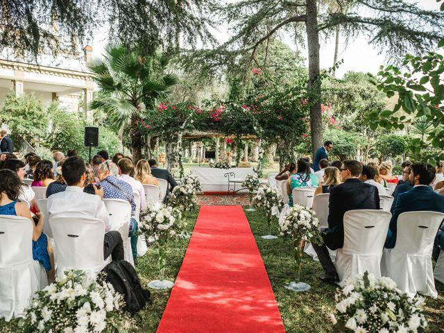 La boda de Jacobo y Fleur en Sanlucar La Mayor, Sevilla 5