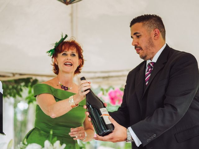 La boda de Jacobo y Fleur en Sanlucar La Mayor, Sevilla 19