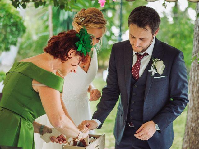 La boda de Jacobo y Fleur en Sanlucar La Mayor, Sevilla 20