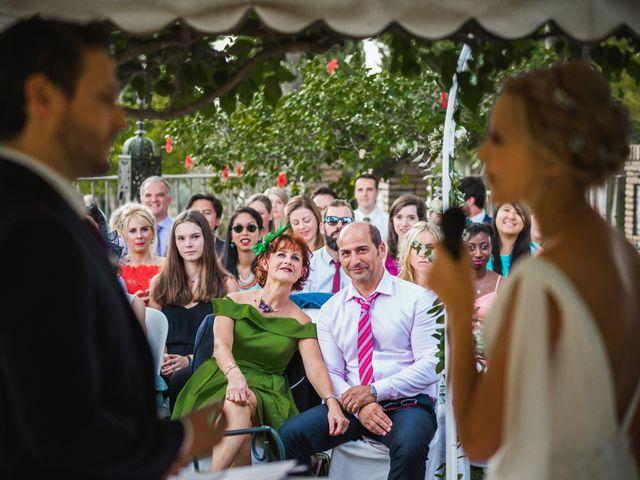 La boda de Jacobo y Fleur en Sanlucar La Mayor, Sevilla 25
