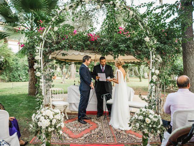 La boda de Jacobo y Fleur en Sanlucar La Mayor, Sevilla 29