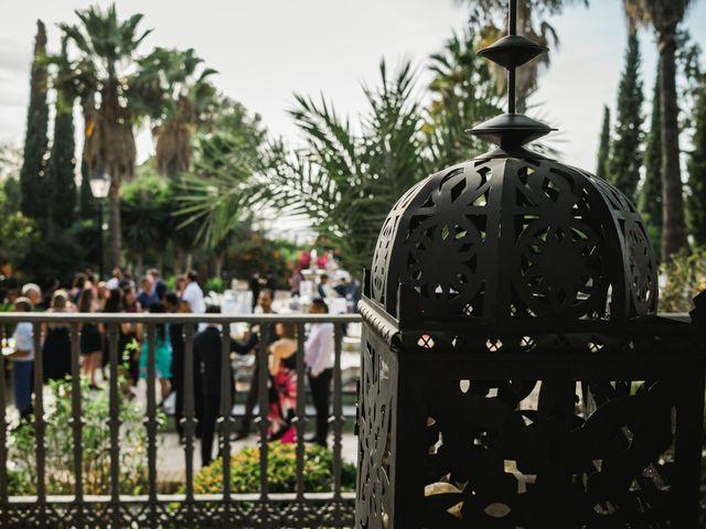 La boda de Jacobo y Fleur en Sanlucar La Mayor, Sevilla 37