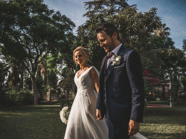 La boda de Jacobo y Fleur en Sanlucar La Mayor, Sevilla 44