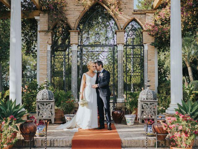 La boda de Jacobo y Fleur en Sanlucar La Mayor, Sevilla 69