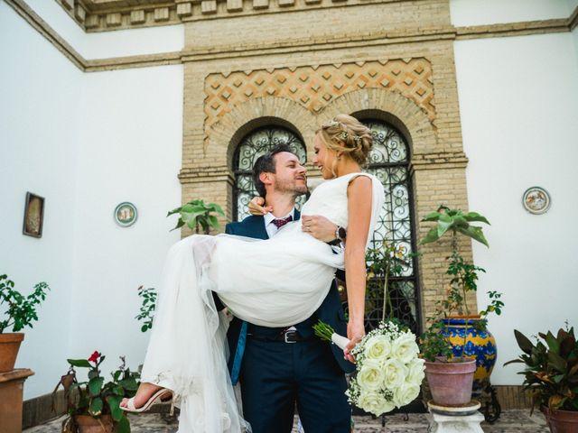 La boda de Jacobo y Fleur en Sanlucar La Mayor, Sevilla 71