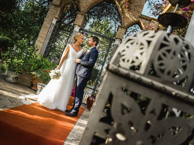La boda de Jacobo y Fleur en Sanlucar La Mayor, Sevilla 73
