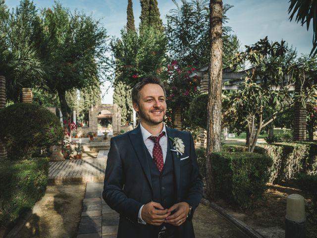 La boda de Jacobo y Fleur en Sanlucar La Mayor, Sevilla 82